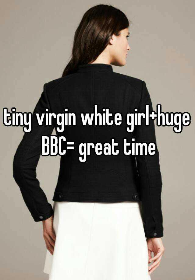 girl White virgin