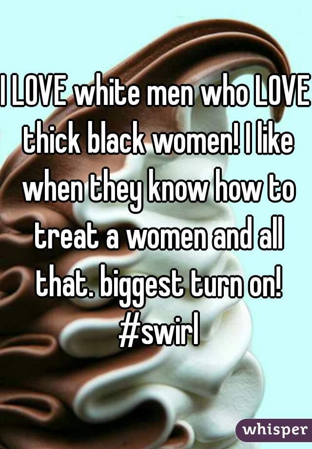 I love thick black women