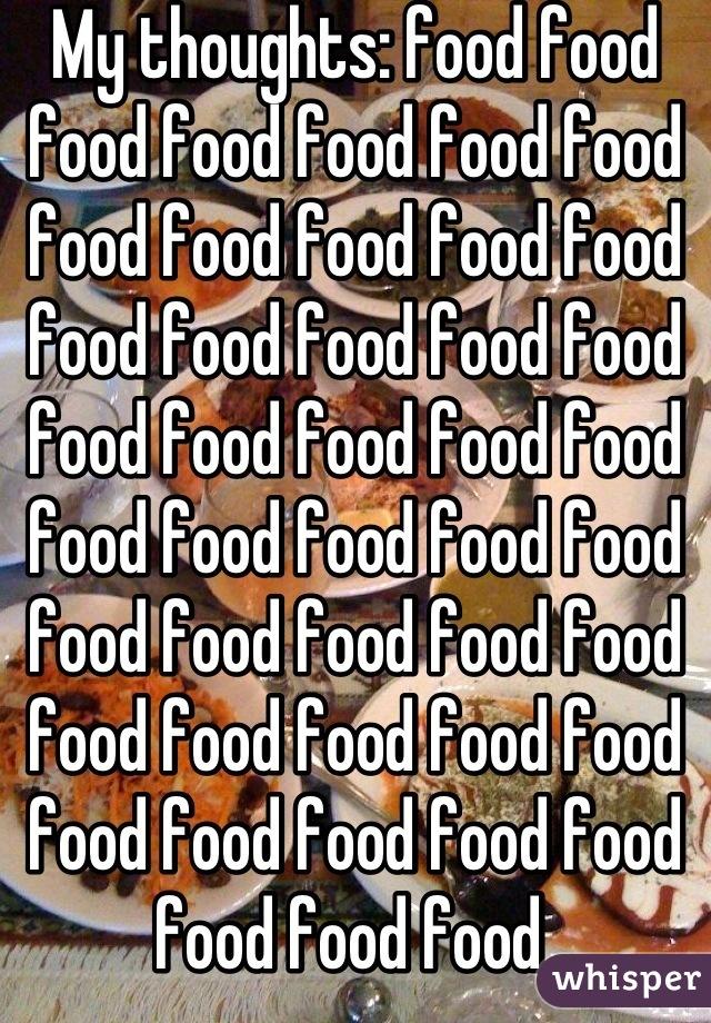 My thoughts: food food food food food food food food food food food food food food food food food food food food food food food food food food food food food food food food food food food food food food food food food food food food food