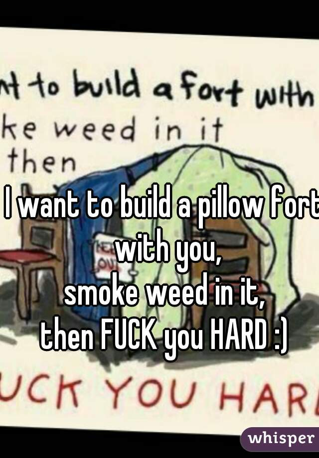 Congratulate, smoking weed then fuck can