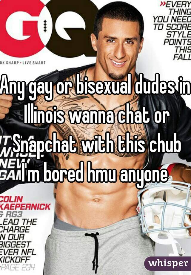 Bisexual chat illinois