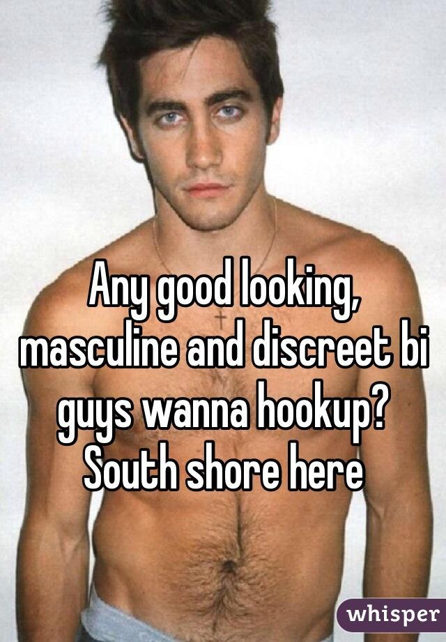Hookup a very good looking man