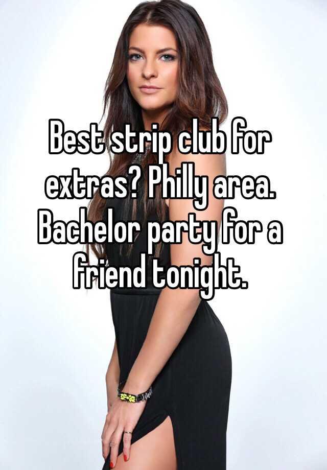Stripper extras philadelphia
