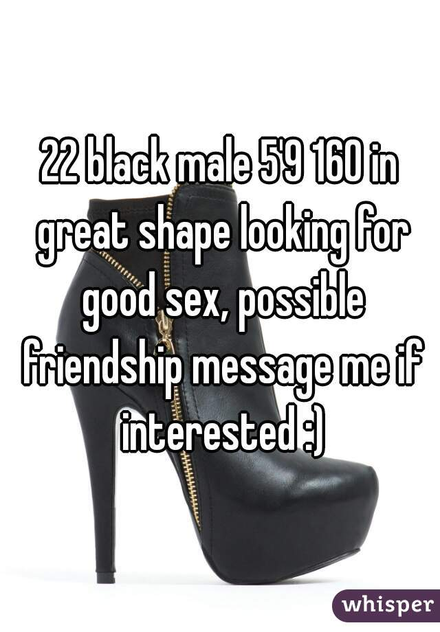 looking for good sex