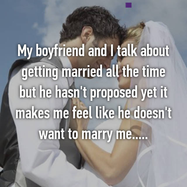 20 Women Admit Why They Are Waiting For Him Propose