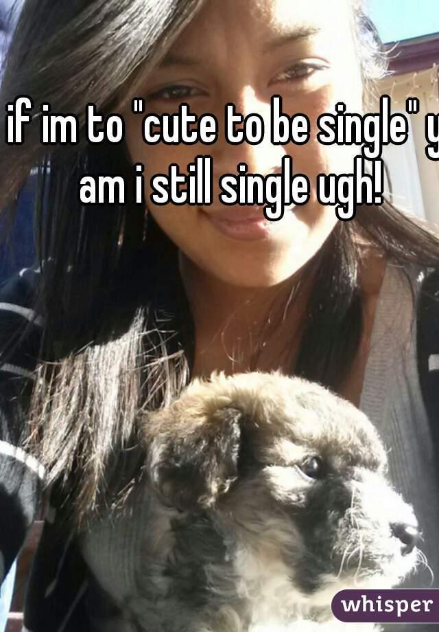 y am i still single