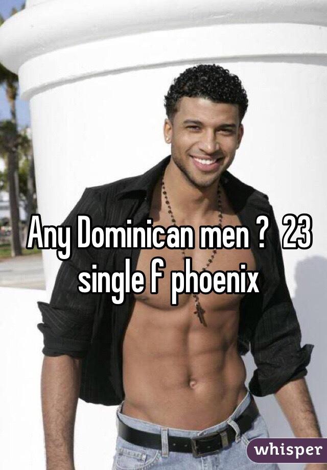 Single men in phoenix