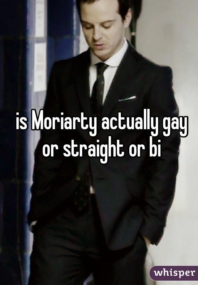 Moriarty gay