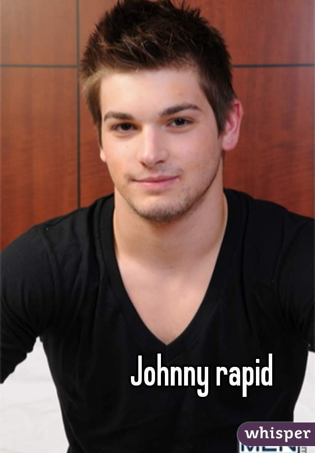 Johnny Rapid From Somewhere