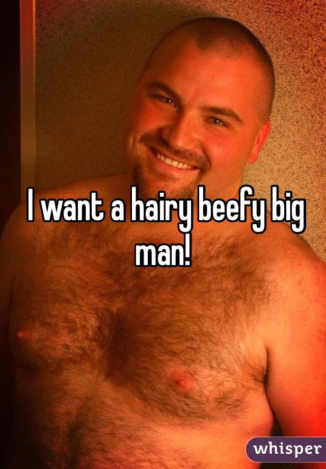 Big beefy men