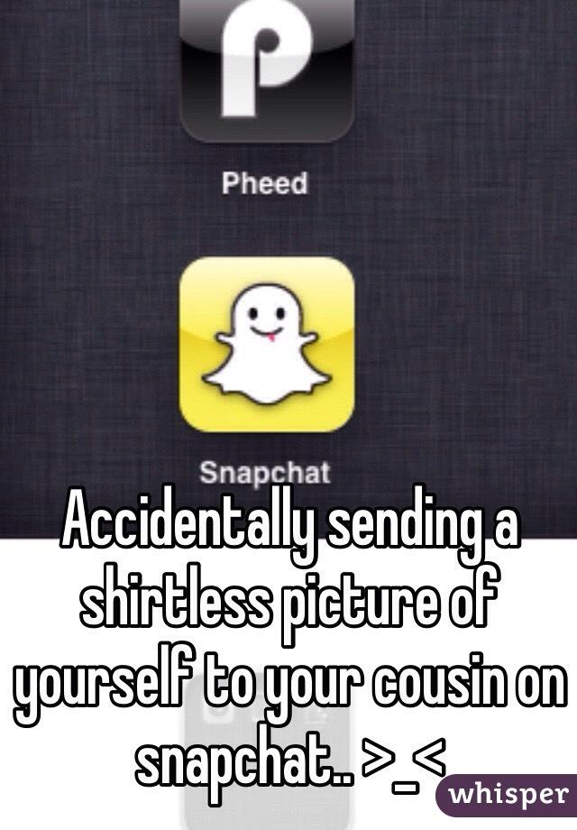 Shirtless snapchats sending Five more