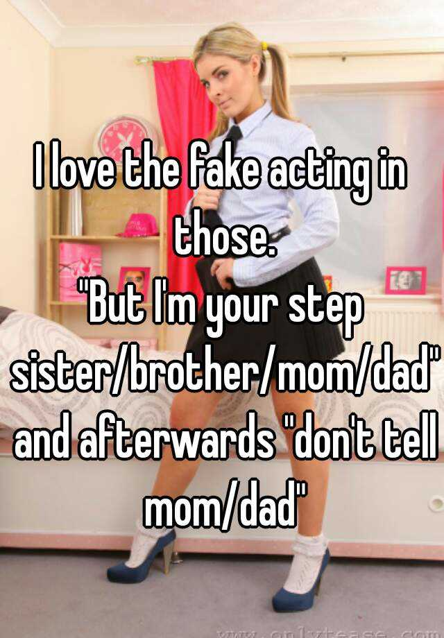 Step Sister Dare Brother