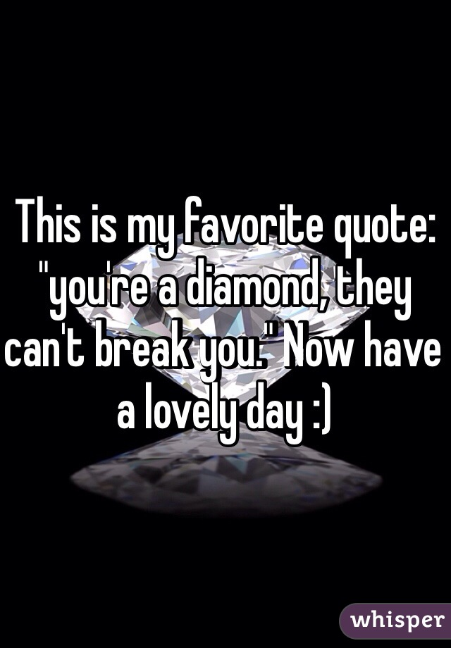 quotes diamonds diamond pin print art by raben lienke quote