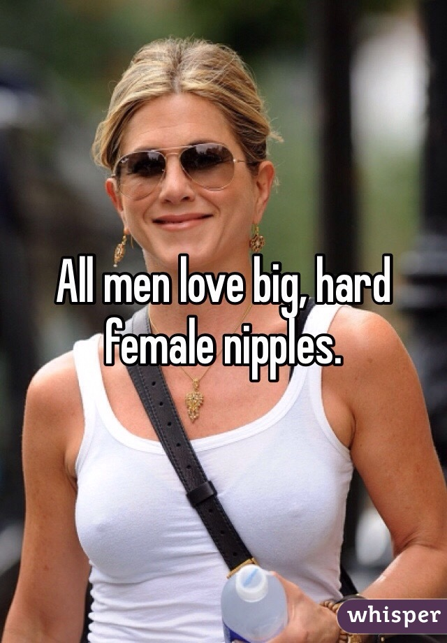 Why men love nipples