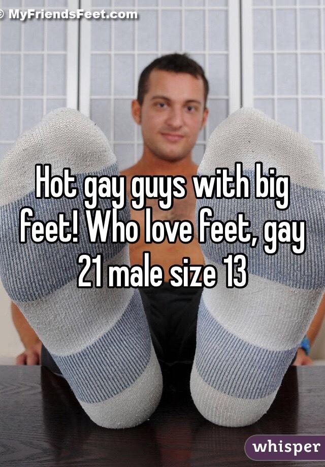 Gay male foot love pics pics 477