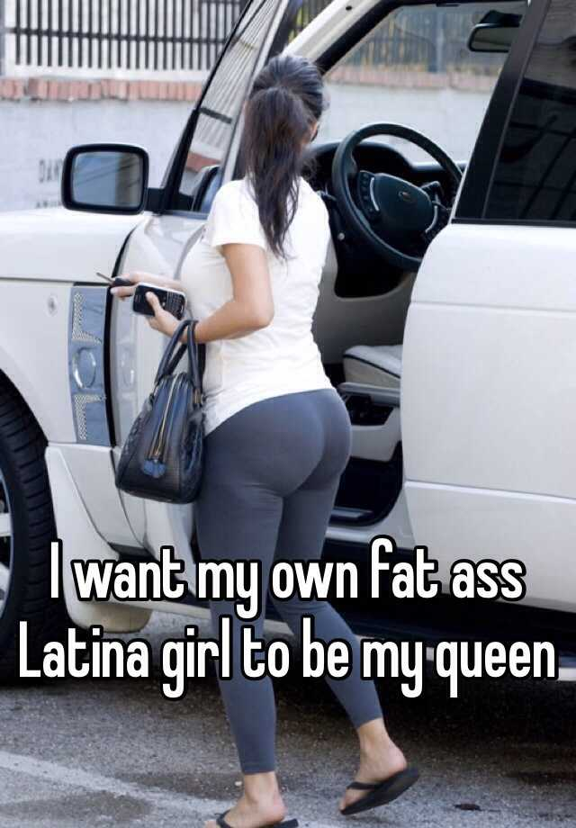 Picture of latina fat ass