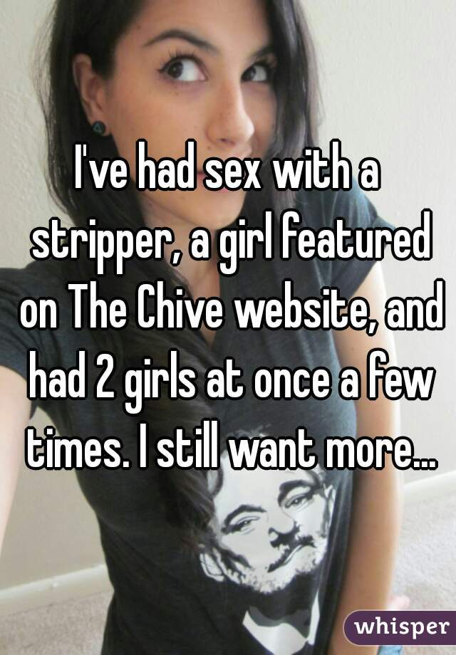 Girls ive had sex with