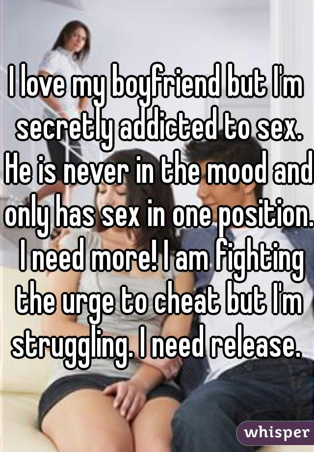 Why am i never in the mood for sex