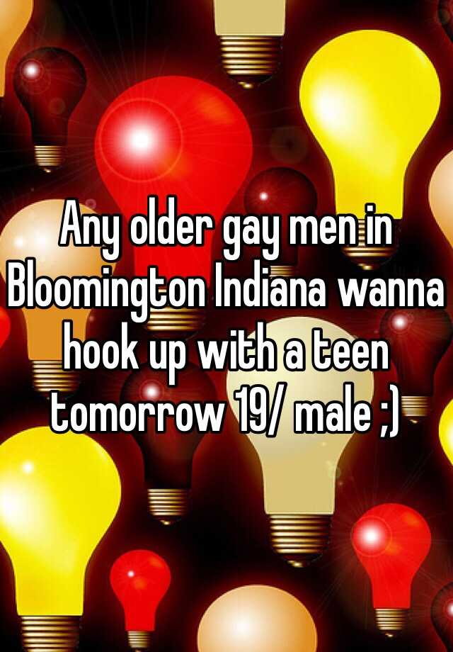 Indiana gay hookup