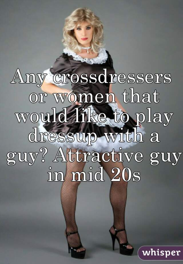 Women and crossdressers