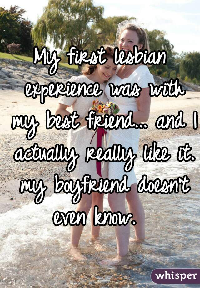 Lesbian Best Friends Seduction