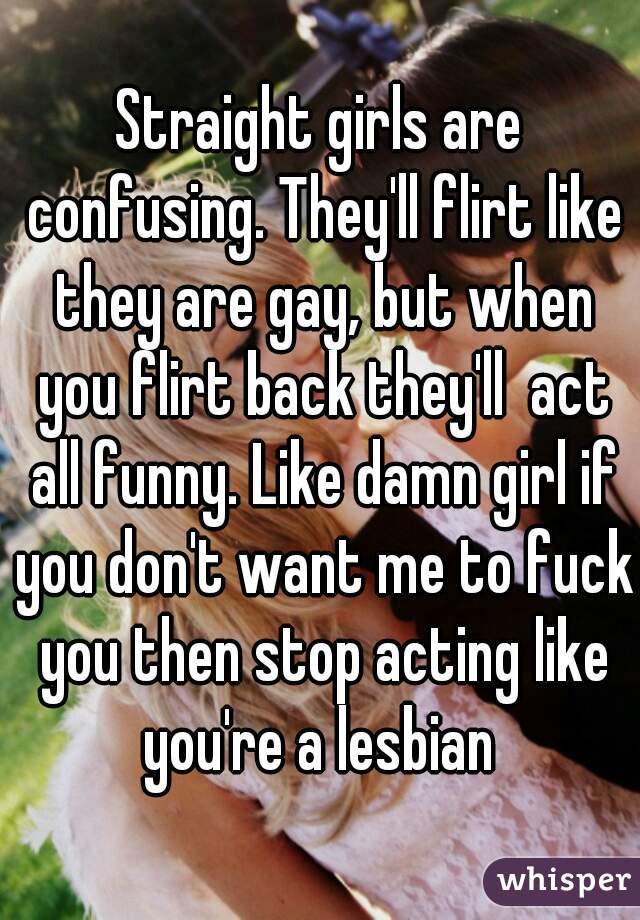 from Soren gay flirt tips