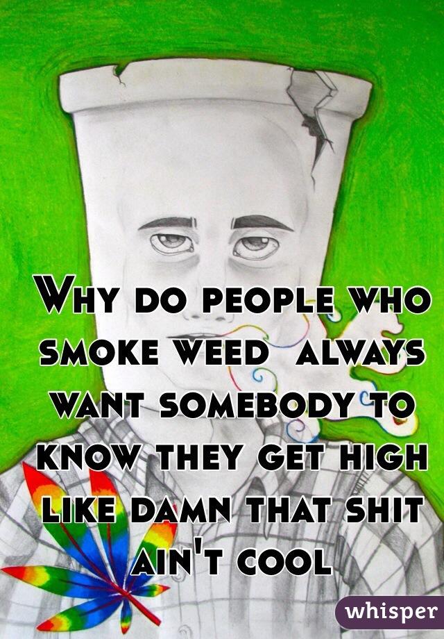 Why Do People Like Smoking
