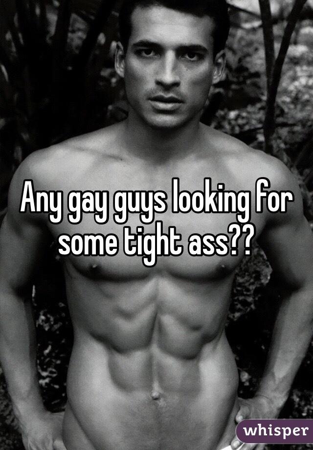 Tight Ass Men