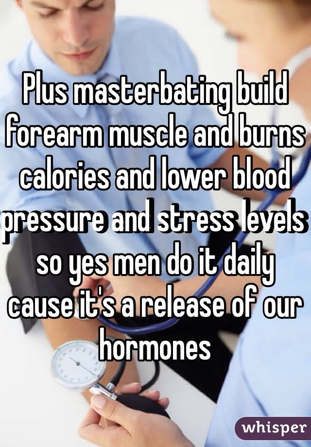 How Much Calories Do You Burn Masterbaiting