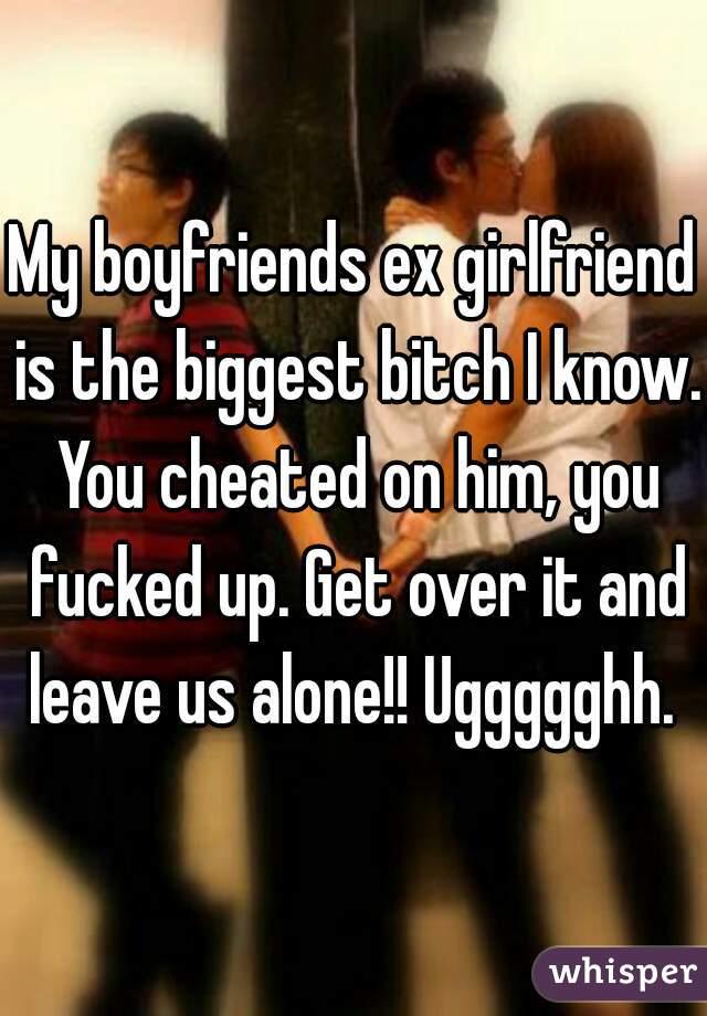 My Boyfriend Ex Cheating 3 Ways
