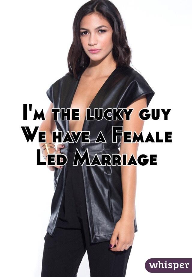 Marrige female led FLR World