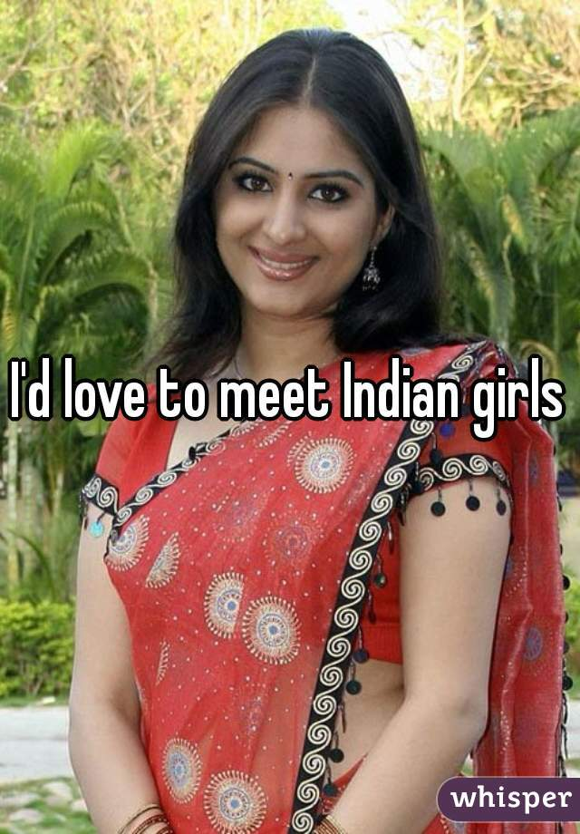 where to meet indian girls
