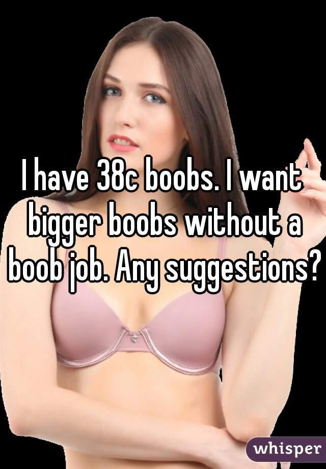 38c boob picture