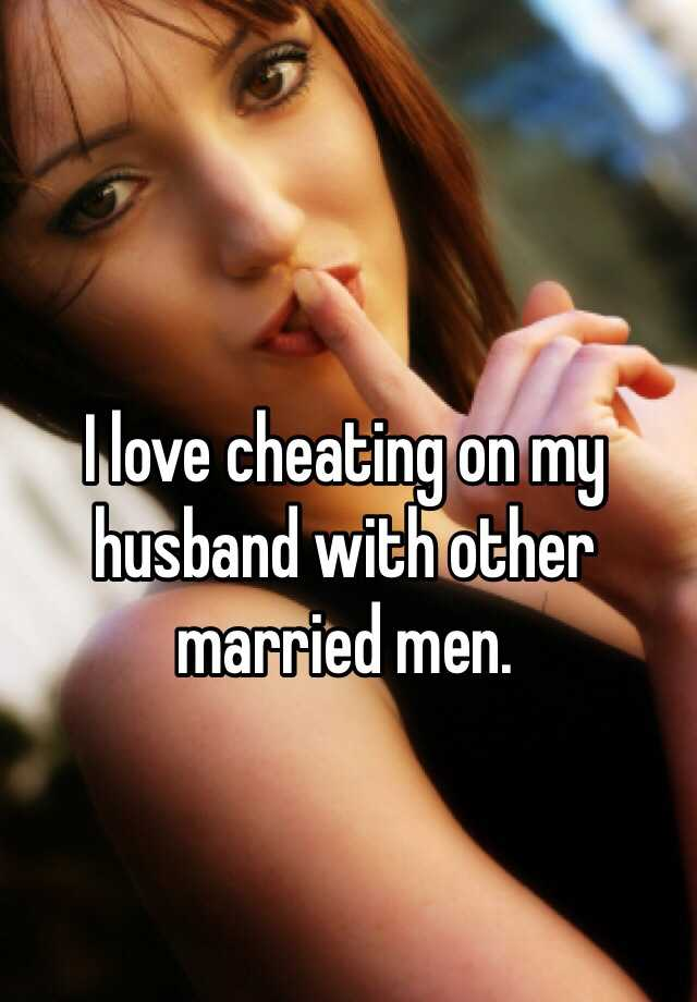 Why do married men cheat with other men