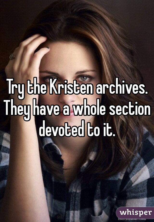Kristens archieve