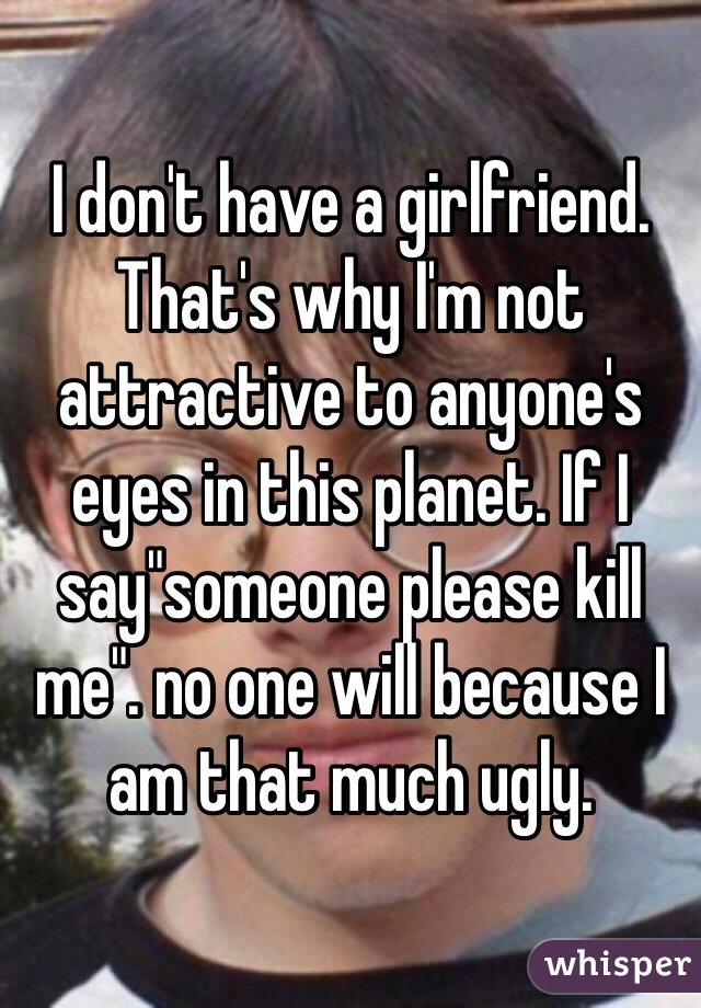 why not to have a girlfriend