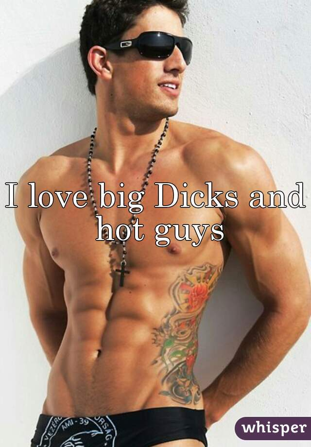 hot men with large dicks