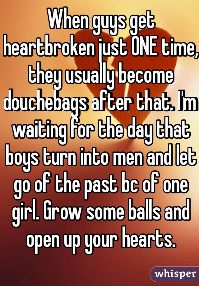 How To Tell If A Guy Is Heartbroken