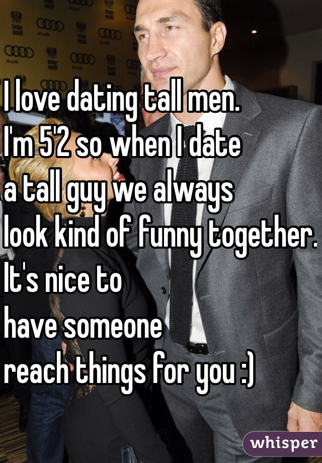 Things you should know before dating a tall guy