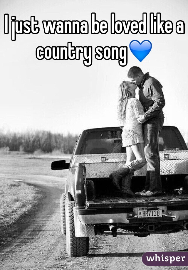 Song i want to be loved