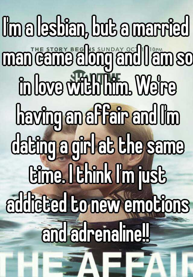 Man Dating Think Married I A Im