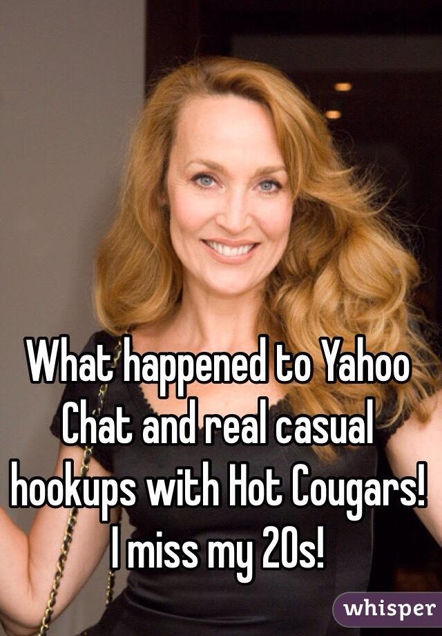 Yahoo hookups