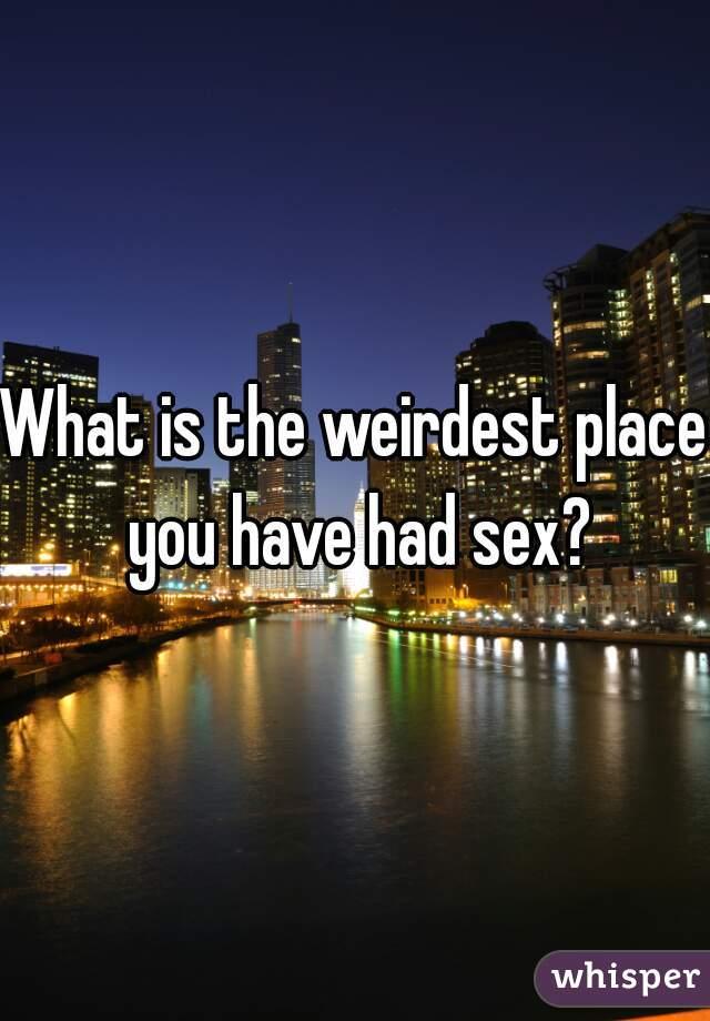 Weirdest place to have sex Nude Photos 84