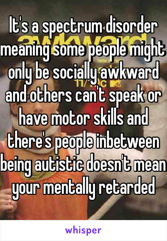 meaning of socially awkward