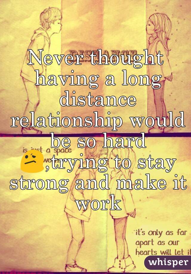 Should I Stay In A Long Distance Relationship