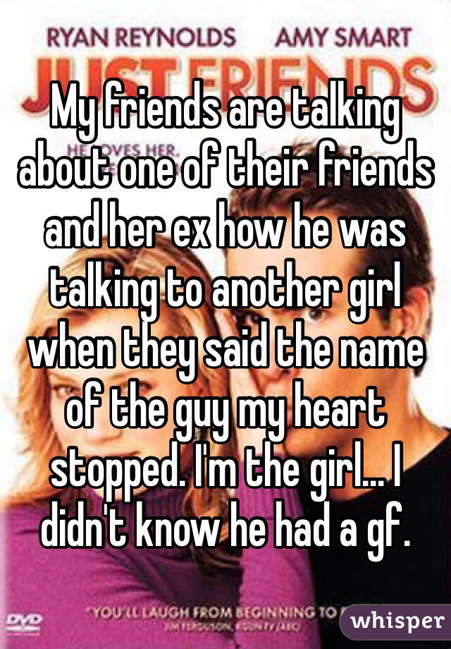 Guy i m talking to is talking to another girl | 12 Reasons