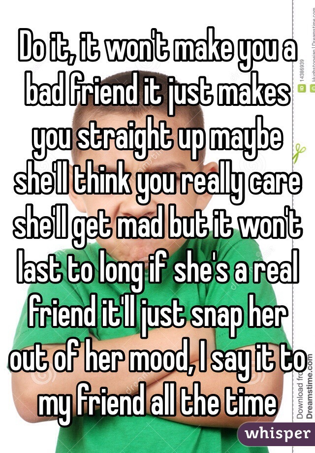 what makes a bad friend