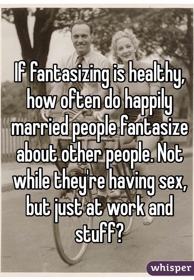 How often sex is healthy