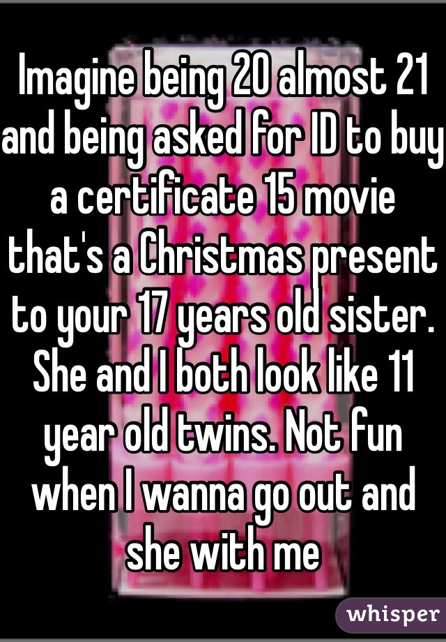 Christmas gifts for 21 year old sister