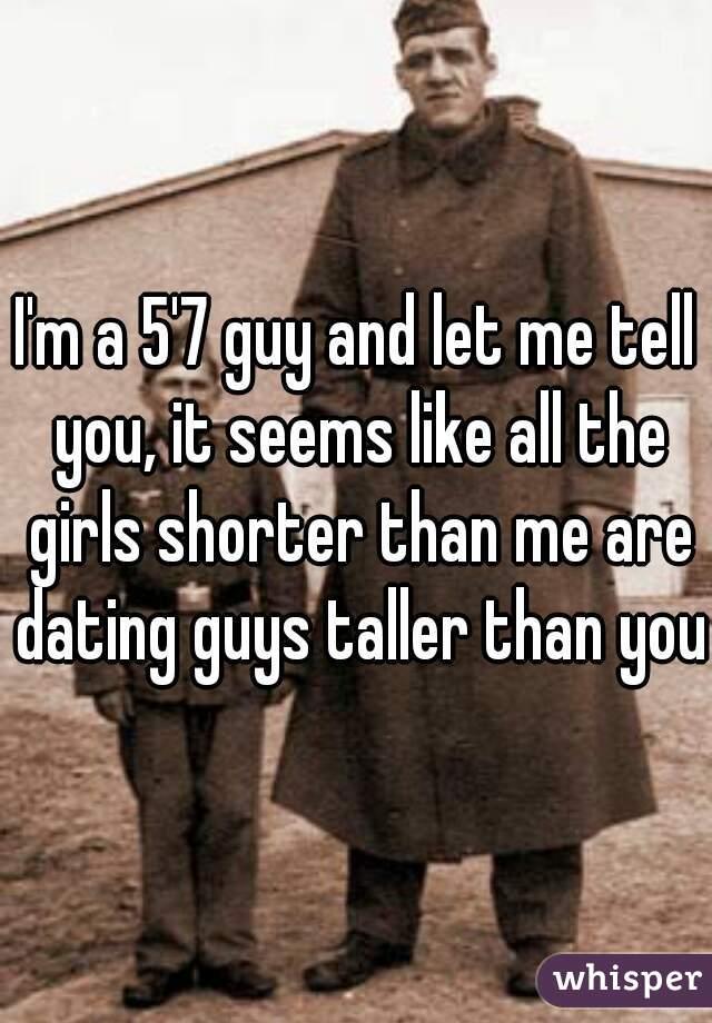 Im Dating A Girl Taller Than Me